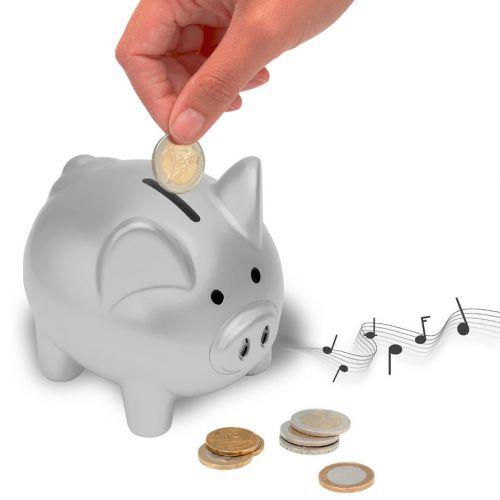 MP3 Sparschwein