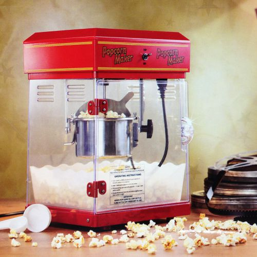Machine à pop-corn de luxe