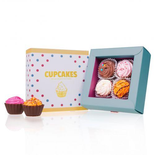 Pralinen Mini Cupcakes