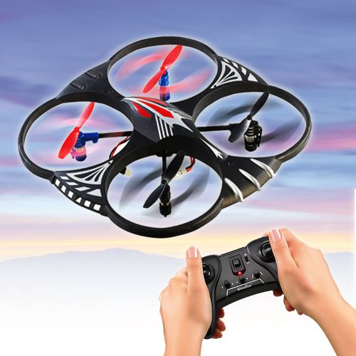 Quadrocopter ferngesteuert