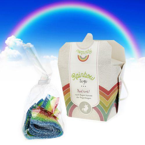 rainbow to go 1 packung regenbogen zum mitnehmen. Black Bedroom Furniture Sets. Home Design Ideas