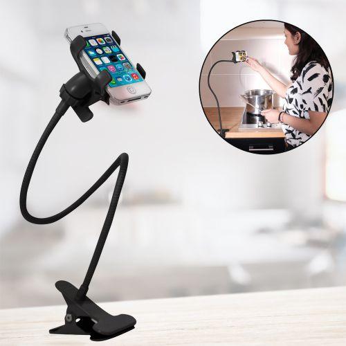 Support smartphone pour bureau – Lazy Arm