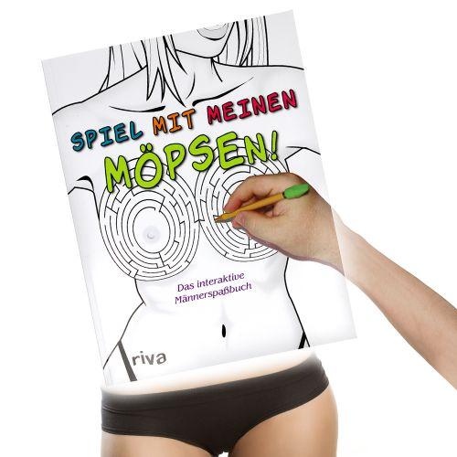 Spiel mit meinen Möpsen Männerspaßbuch
