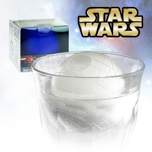 Star Wars Eiswürfelform Todesstern