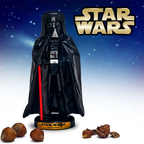 Star Wars Nussknacker Darth Vader