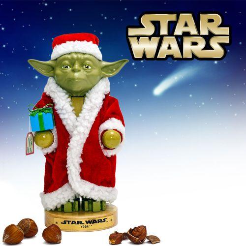 Star Wars Nussknacker - Yoda