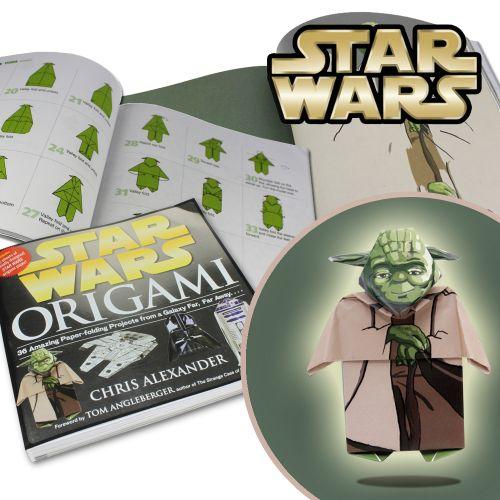 Star Wars Origami Bastelbuch