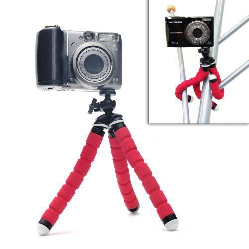 Superbiegsames Dreibein-Kamerastativ