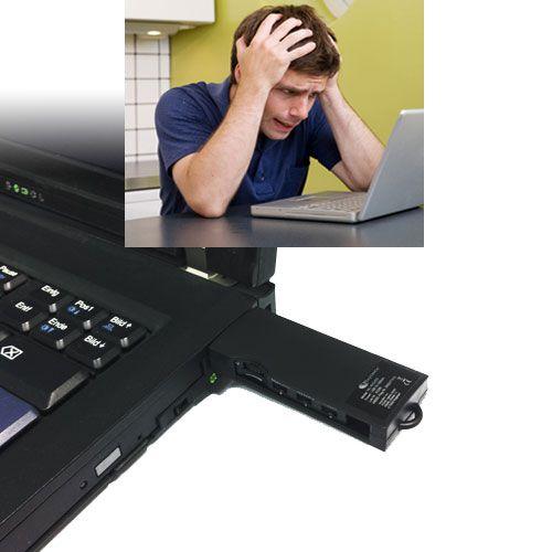 Clé USB casse-pieds