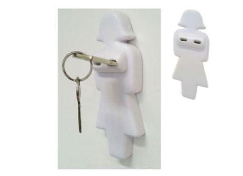 Porte-clé mural – femme