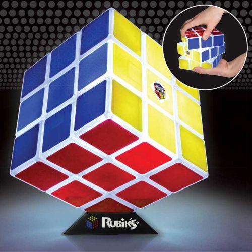 Zauberwürfel Lampe - Rubiks Cube