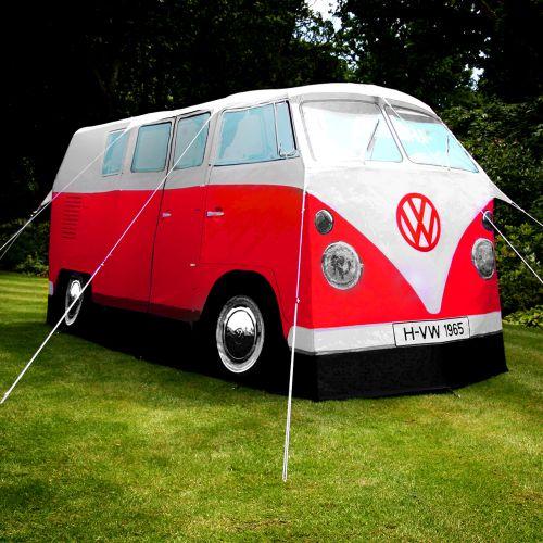 Zelt Für Vw T4 : Zelt vw campervan rot camping für busliebhaber