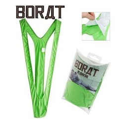 Borat Mankini Badeanzug - 2