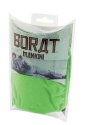 Borat Mankini Badeanzug - 4