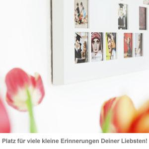 Holz Bilderrahmen Love - 3