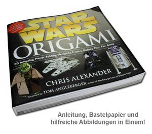 Star Wars Origami - Bastelbuch - 2