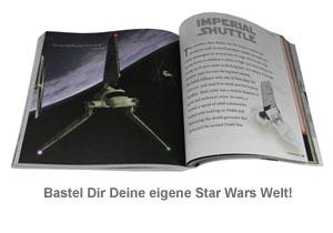 Star Wars Origami - Bastelbuch - 3