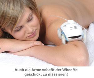 Massage Roboter - WheeMe - 4