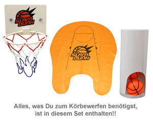 Toiletten Basketball Set - 2