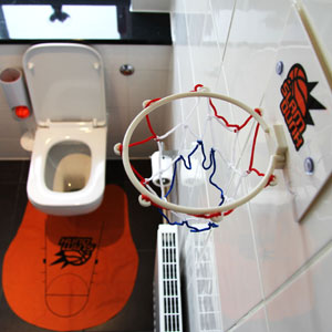 Toiletten Basketball Set - 3