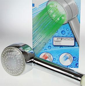 LED Duschkopf mit Farbwechsel - 3
