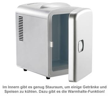 Mini Kühlschrank für 12/230 V - 3