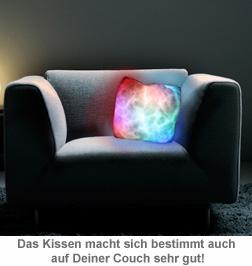 LED Kissen Mondlicht - 3