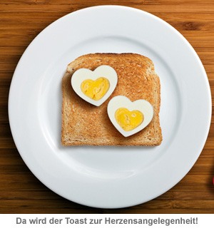 Herz Eierform - 3