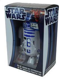Star Wars R2D2 Wecker mit Zeitprojektion - 3