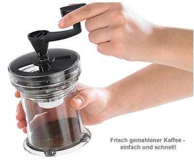 Kaffeemühle mit Keramikmahlwerk - 2