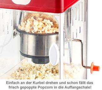 Popcorn Maschine - 2