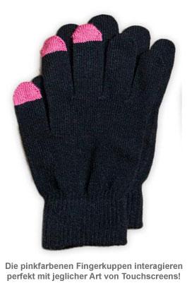Touchscreen Handschuhe - drei Farben - 2