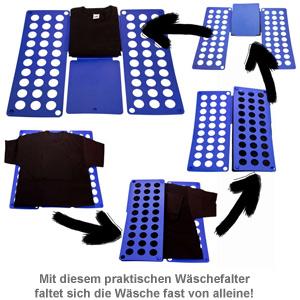 Wäschefalter - 2