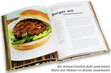 Männer Grillbuch - 2