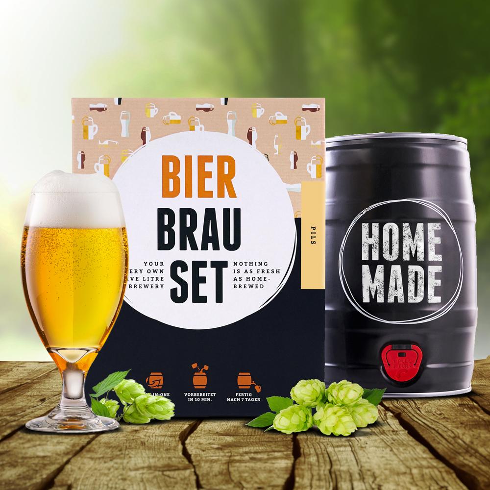 Bier selber brauen set