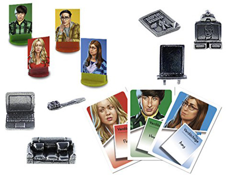 Cluedo - The Big Bang Theory Edition - 4