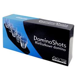 Domino Schnapsgläser mit Beleuchtung - 3