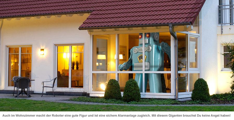 Riesen Roboter - ferngesteuert - 4