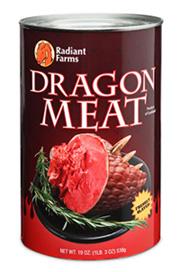 Drachen Dosenfleisch - 3