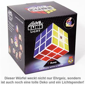 Zauberwürfel Lampe - Rubiks Cube - 2