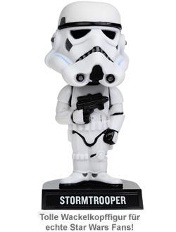 Star Wars Wackelkopffigur - Stormtrooper - 2