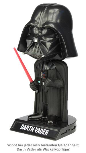 Star Wars Wackelkopffigur - Darth Vader - 2