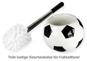Toilettenbürste - Fußball - 2
