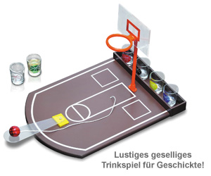 Trinkspiel Basketball - 2