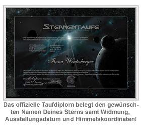 Sterntaufe - 4