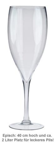 Riesen Bierglas - 2