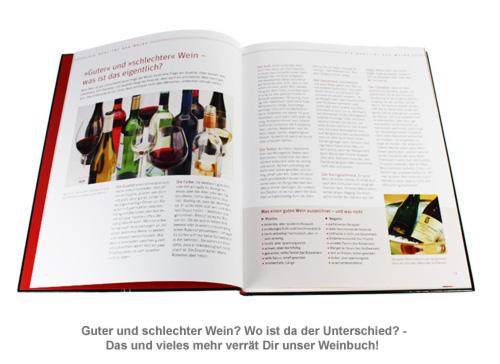Weinbuch - Grundkurs Wein - 2