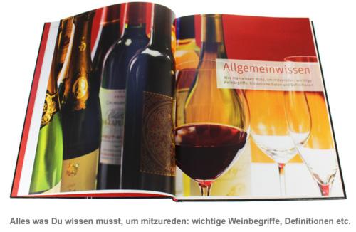 Weinbuch - Grundkurs Wein - 3