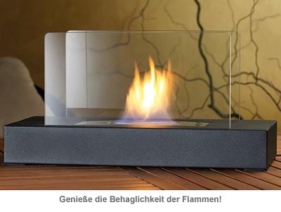 Design Tischkamin für Bioethanol - 3