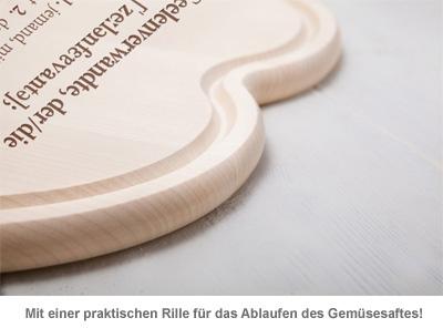 Graviertes Holzherz - Definition Seelenverwandte - 3